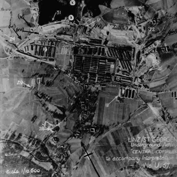 koncentracny tabor mauthausen gusen